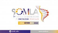 Simposio de Oncología Molecular Latinoamericano SOMLA